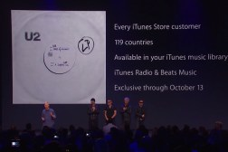 U2's Bono on Apple iTunes Music