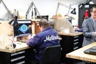 Motorola Labs Photo Tour - Image 1 of 26