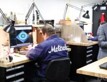 Motorola Labs Photo Tour