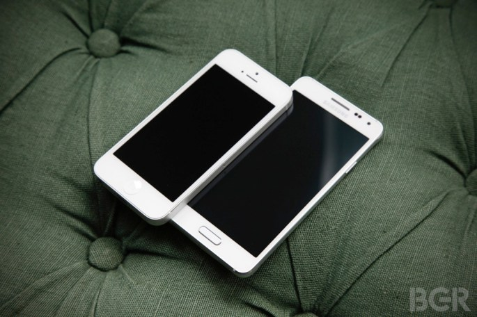 Samsung Galaxy A3 FCC