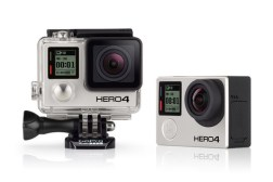 GoPro Hero4 Black vs Silver vs Hero