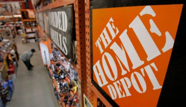 Home depot vs target 56m credit cards stolen in home for 0 home depot credit card
