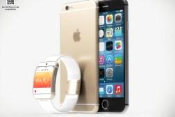 Apple iWatch App Store