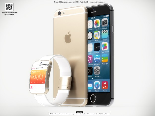 Apple iWatch NFC Payments