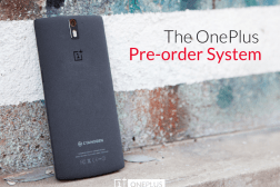 OnePlus One Preorder System