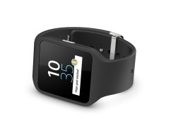 Sony SmartWatch 3 and SmartBand Talk