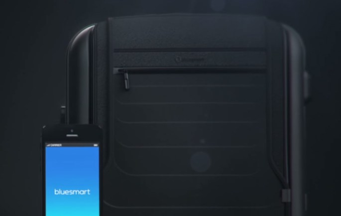 Indiegogo: Bluesmart Carry-on Suitcase