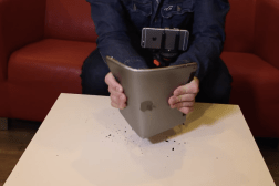 iPad Air 2 Bend Test