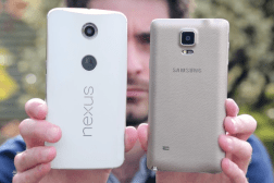 Nexus 6 Vs. Galaxy Note 4 Video