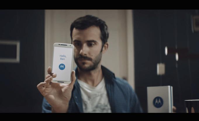 Motorola Moto X Ad Video