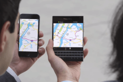 BlackBerry Passport Vs. iPhone