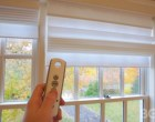 Somfy automated shades - Image 4 of 8