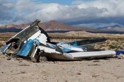 Virgin Galactic Crash Pilot