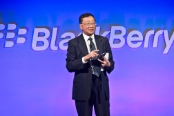 BlackBerry CEO Chen Net Neutrality