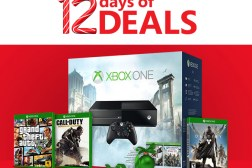 Microsoft 12 Days of Deals Xbox One Bundle