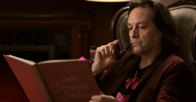 T-Mobile Christmas Video Legere