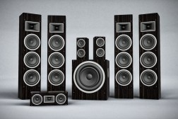 How Speakers Make Sound