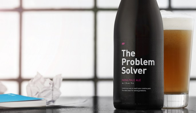 The Problem Solver Creative Beer
