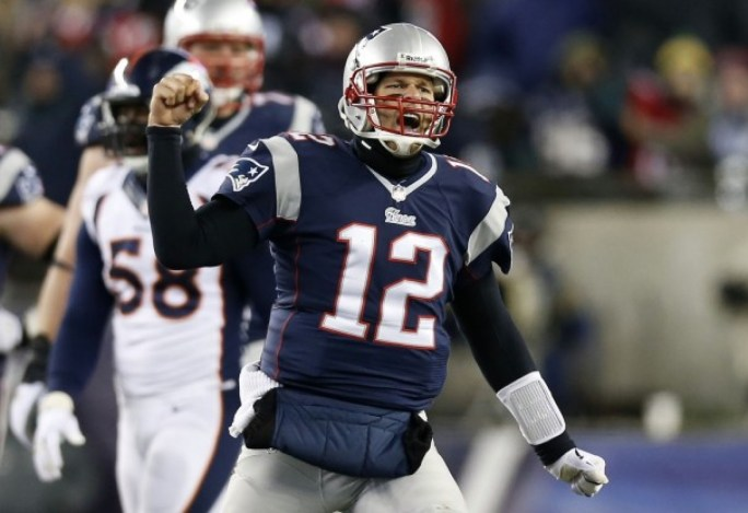 Tom Brady Deflategate Punts On Samsung For iPhone 6