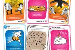 Kickstarter: The Oatmeal's Exploding Kittens Card Game