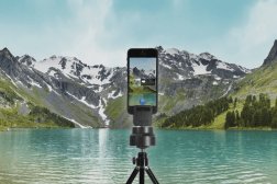 iPhone Hands-Free Panorama Gadgets