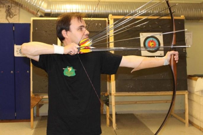 Video Lars Andersen Archery