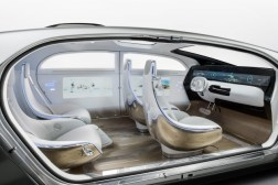 Mercedes-Benz F 015 Self-Driving Car