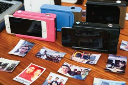 Kickstarter Prynt Smartphone Polaroid Printing Case