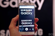 Samsung Galaxy S6 edge hands-on: We finally found the Galaxy we've been looking for