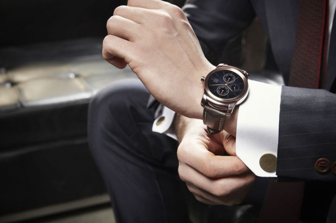 LG Watch Urbane Launch