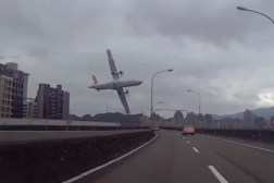 Taipei TransAsia Plane Crash Video