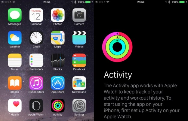 Apple Watch Ios Activity App Iphone 625 Bgr Free Apps