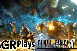 Final Fantasy XV Gameplay Video