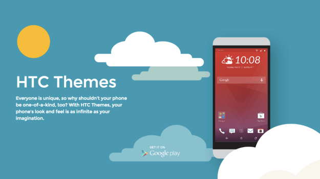 Htc One M9 Themes Customize Your Phone From Your Browser Bgr