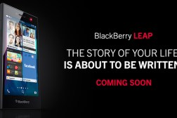 BlackBerry Leap Release Date