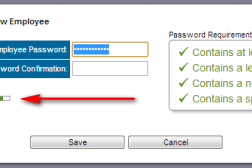 Password Strength Security