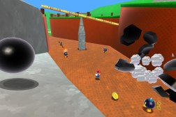 Super Mario 64 in Browser