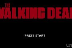 The Walking Dead 8-bit Video