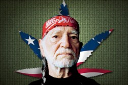 Willie Nelson Marijuana Stores
