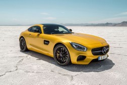 Mercedes-AMG GT Photos