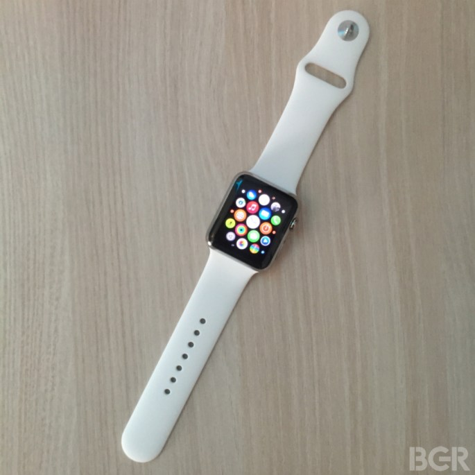 Apple Watch Retail Store Release and Availability