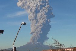 Chile Volcano Eruption Photos Videos