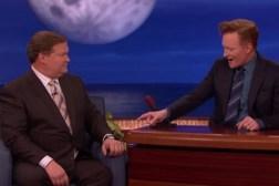 Conan O'Brien Apple Watch
