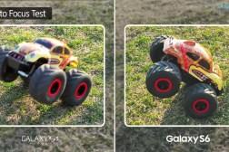 Galaxy S6 vs. Galaxy S5 Camera