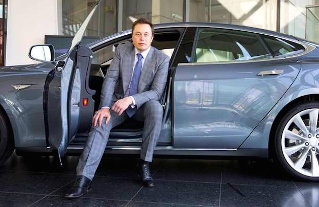 Elon Musk Apple