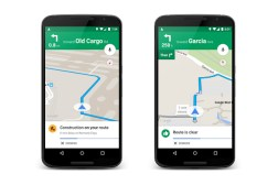 Google Maps Update Traffic Alerts