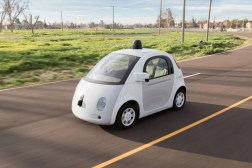 Google Fiat Chrysler Self-Driving Cars