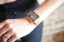 Apple Watch Gold Plating
