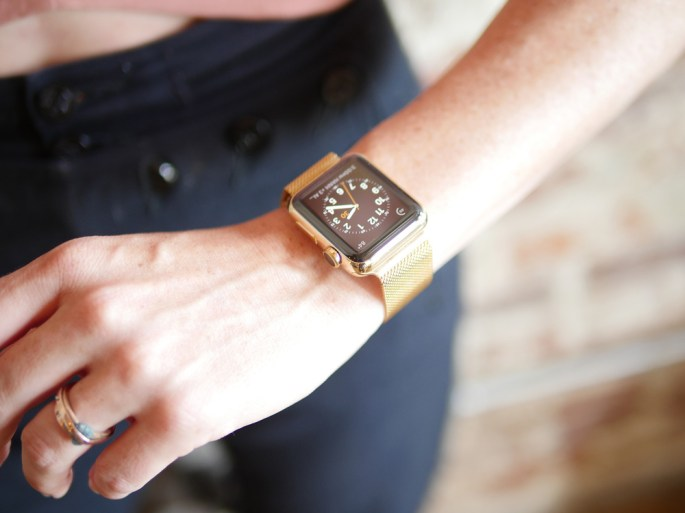 Apple Watch Gold Plating