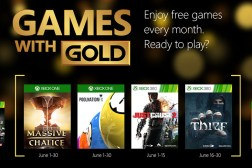 Xbox Games with Gold June 2015